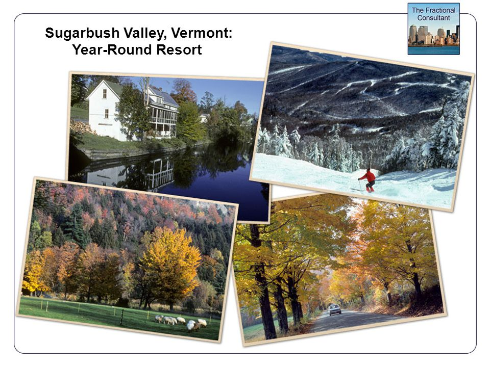 Sugarbush Valley, Vermont: Year-Round Resort