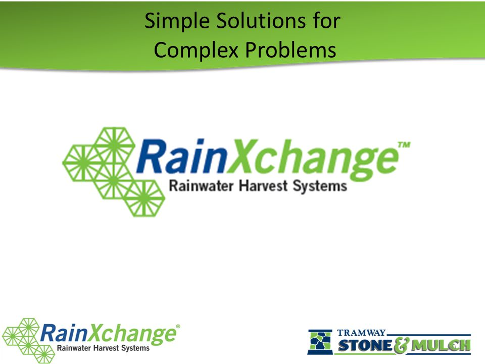 Simple Solutions for Complex Problems 50