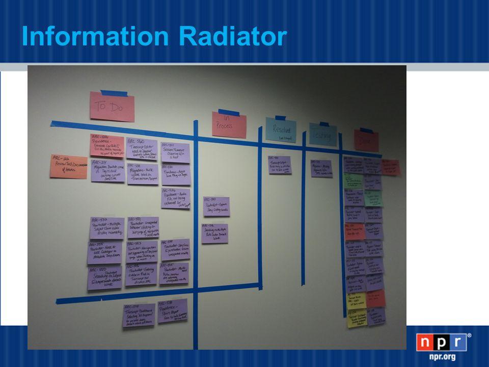 Information Radiator