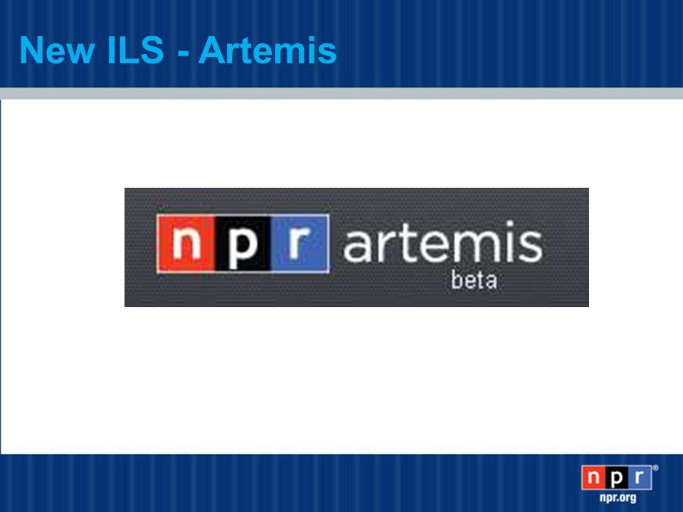 New ILS - Artemis