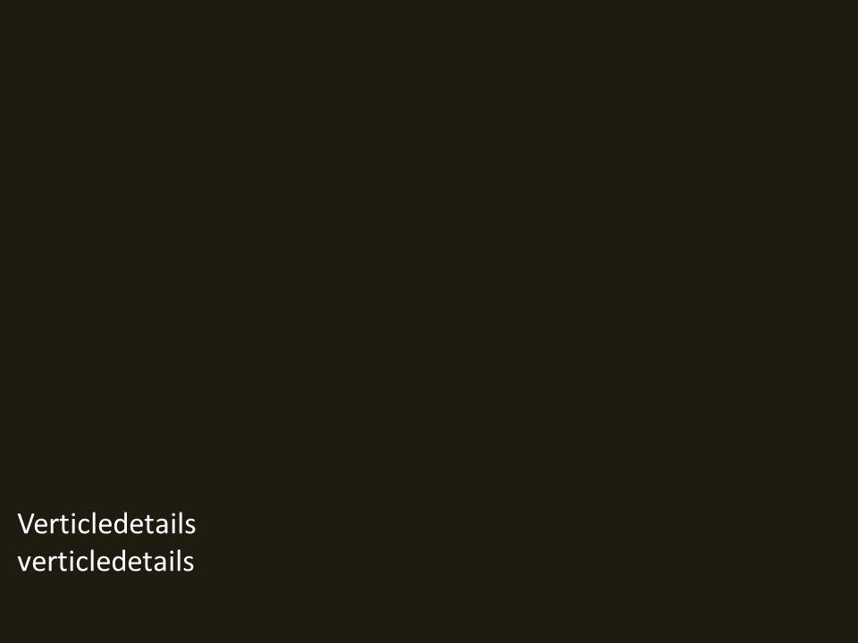 Verticledetails verticledetails