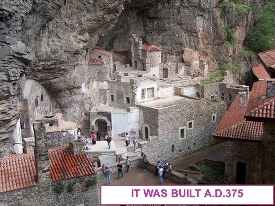 IT WAS BUILT A.D.375