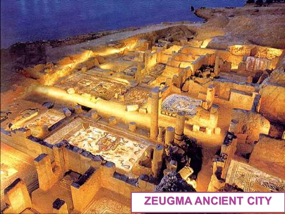 ZEUGMA ANCIENT CITY