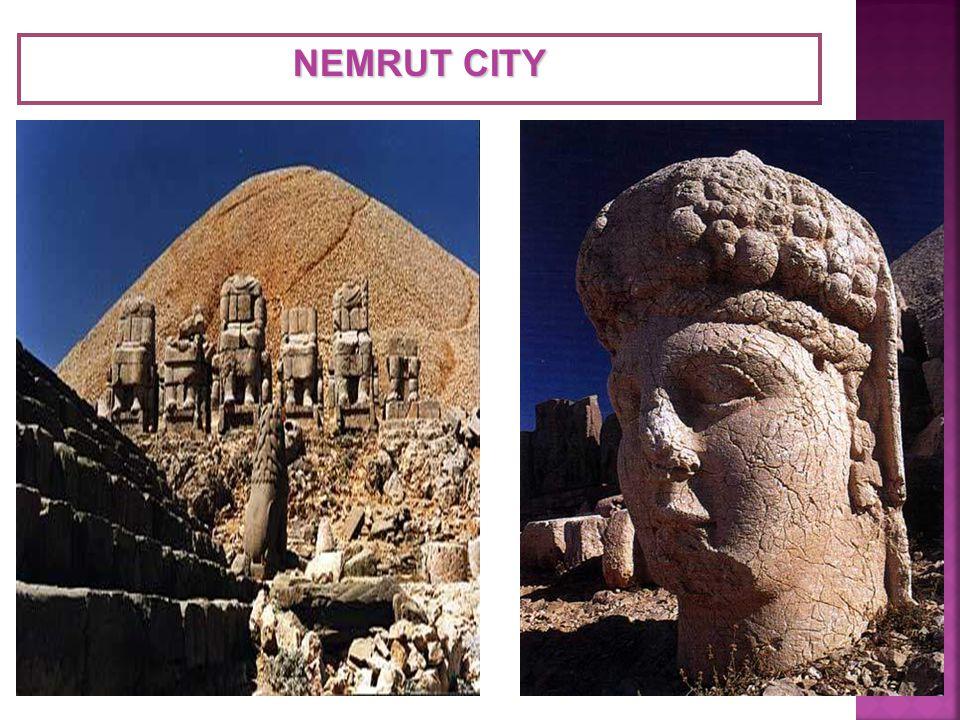 NEMRUT CITY