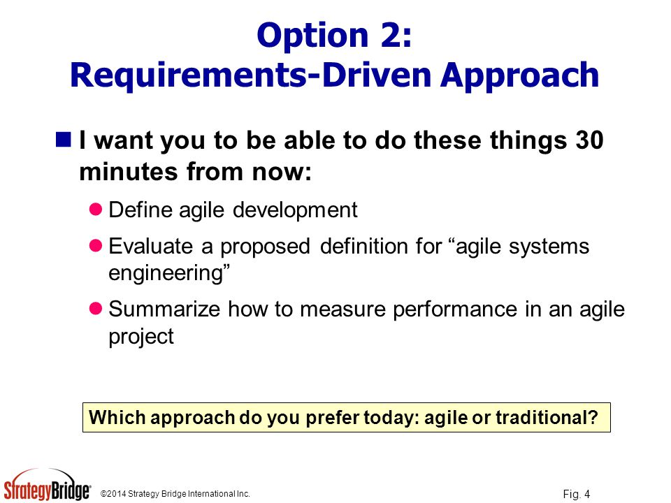 ©2014 Strategy Bridge International Inc. Fig. 25 What are your questions?