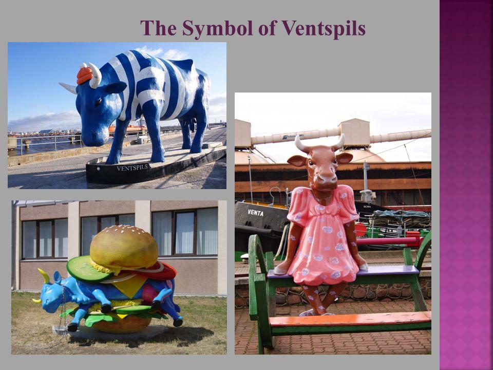 The Symbol of Ventspils