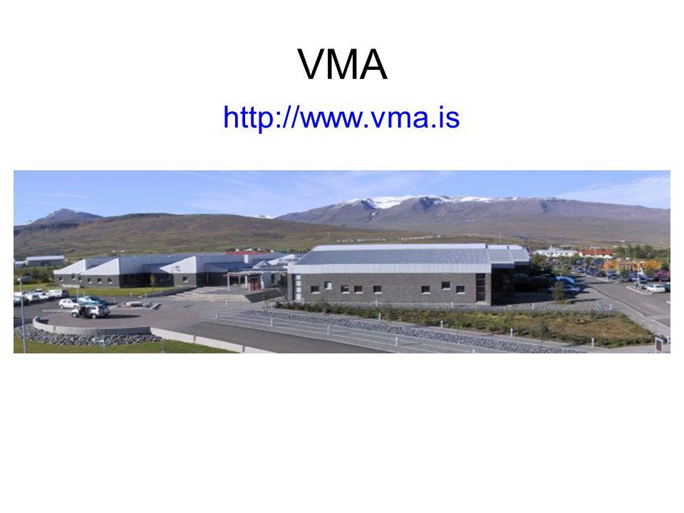 VMA http://www.vma.is