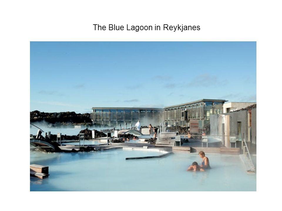 The Blue Lagoon in Reykjanes