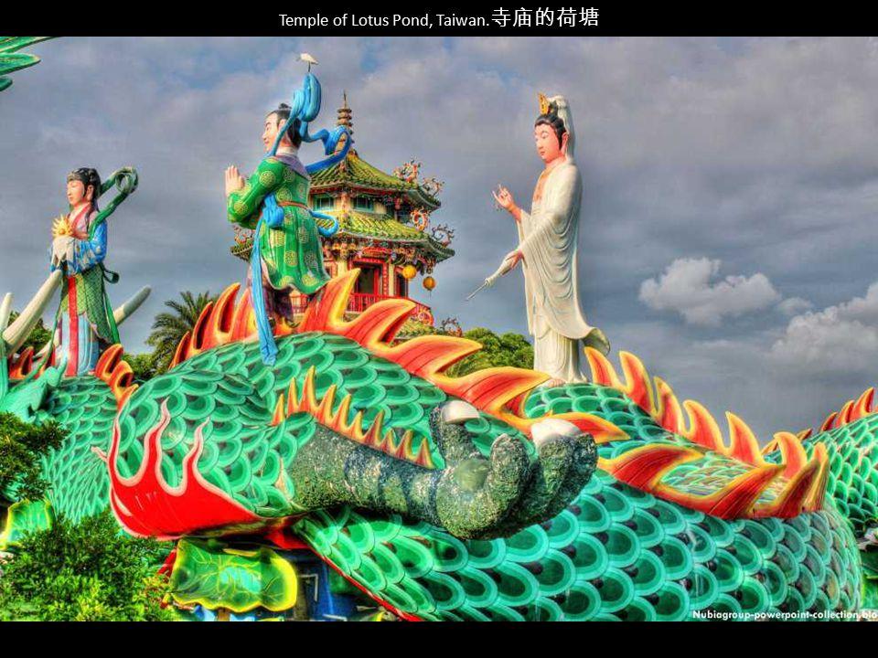 Lotus Pond, Kaohsiung,Taiwan 莲花池