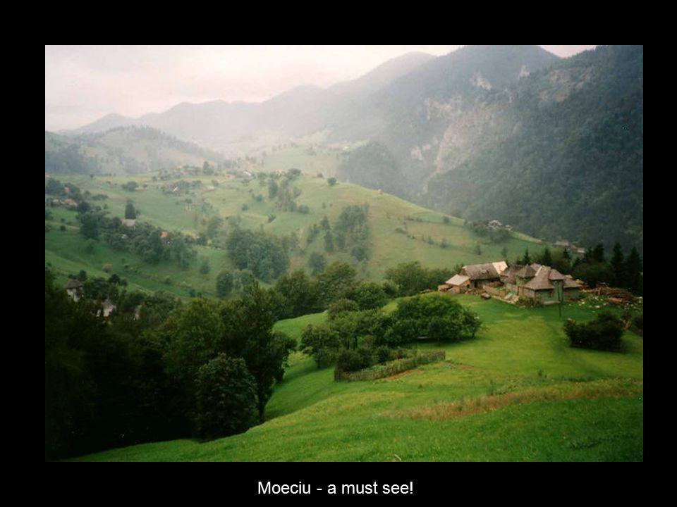 Moeciu - a must see!