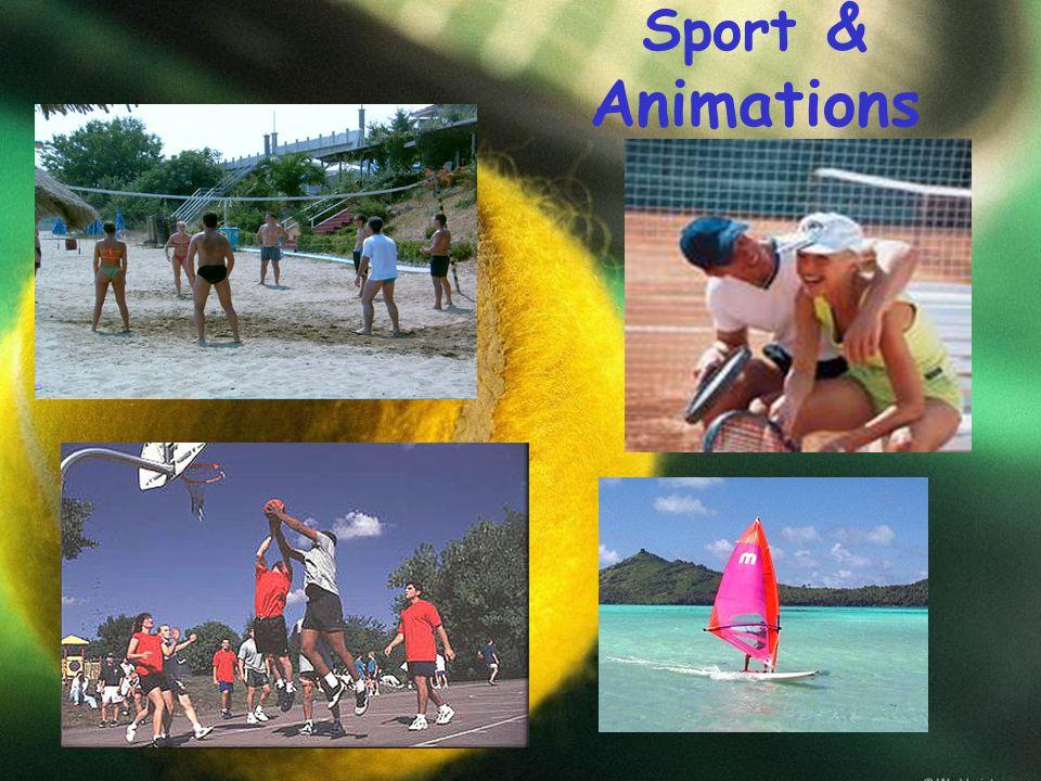 Sport & Animations