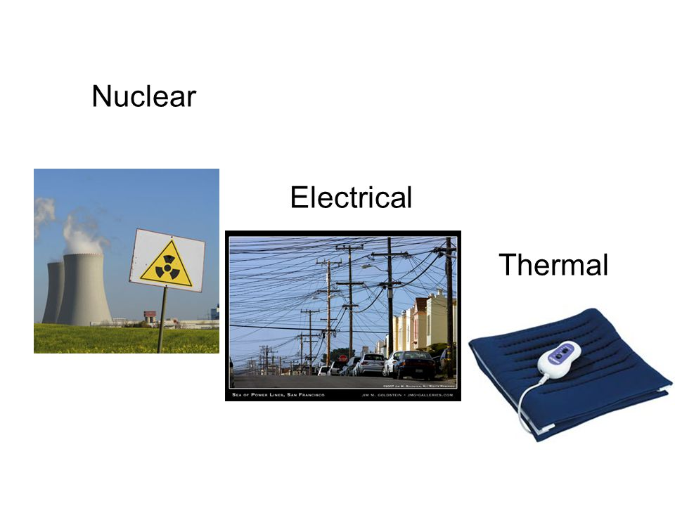 Nuclear Electrical Thermal