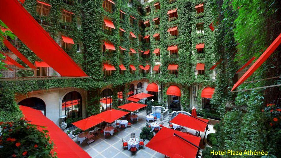 Hotel Plaza Athénée
