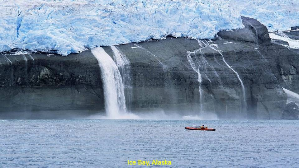 Ice Bay, Alaska