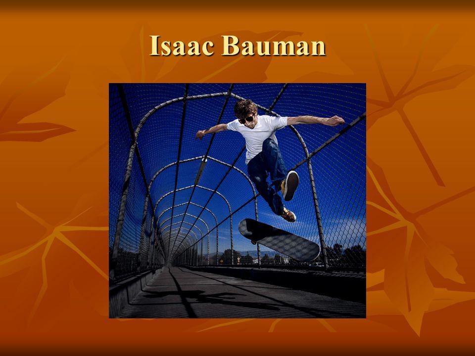 Isaac Bauman