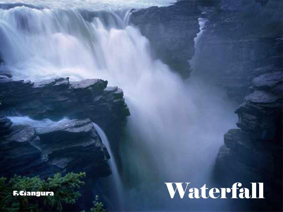 Waterfall F.Ciangura