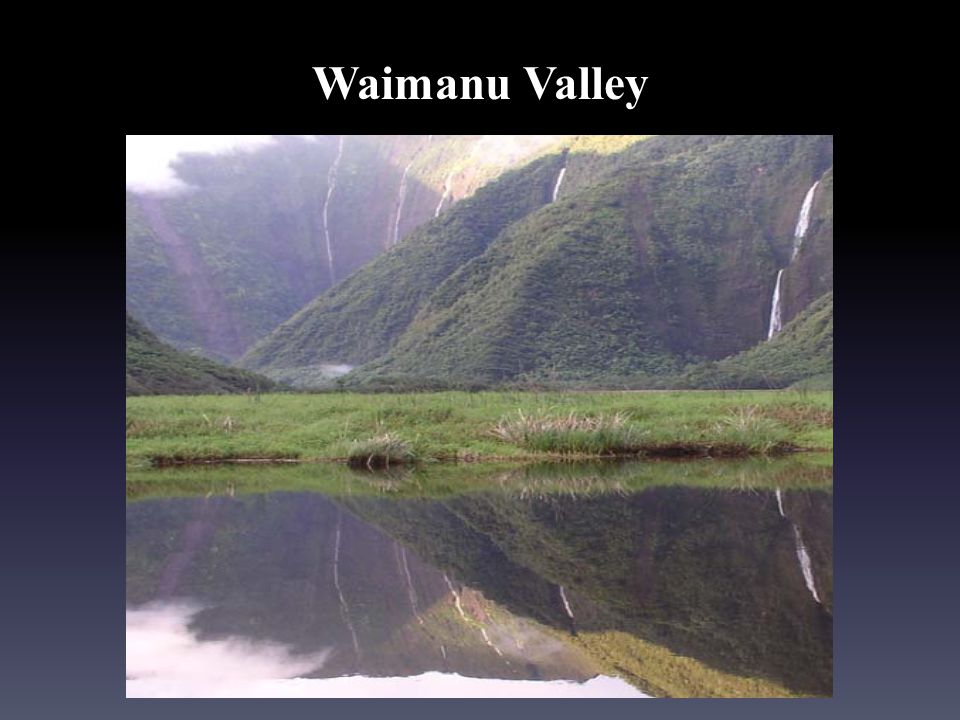 Sites of Waipio