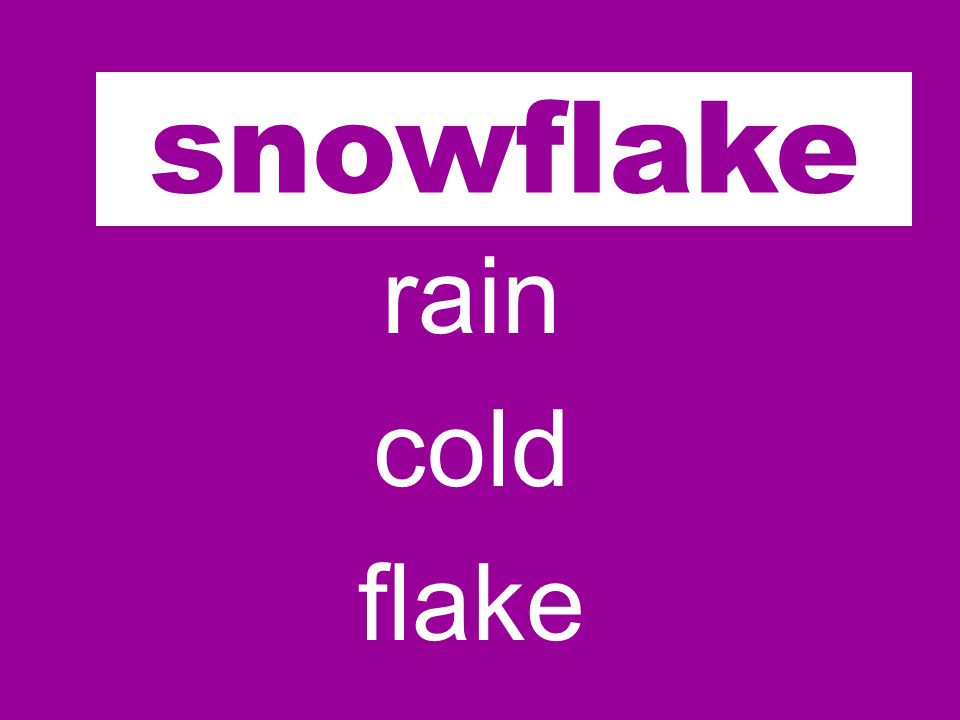 snow rain cold flake snowflake