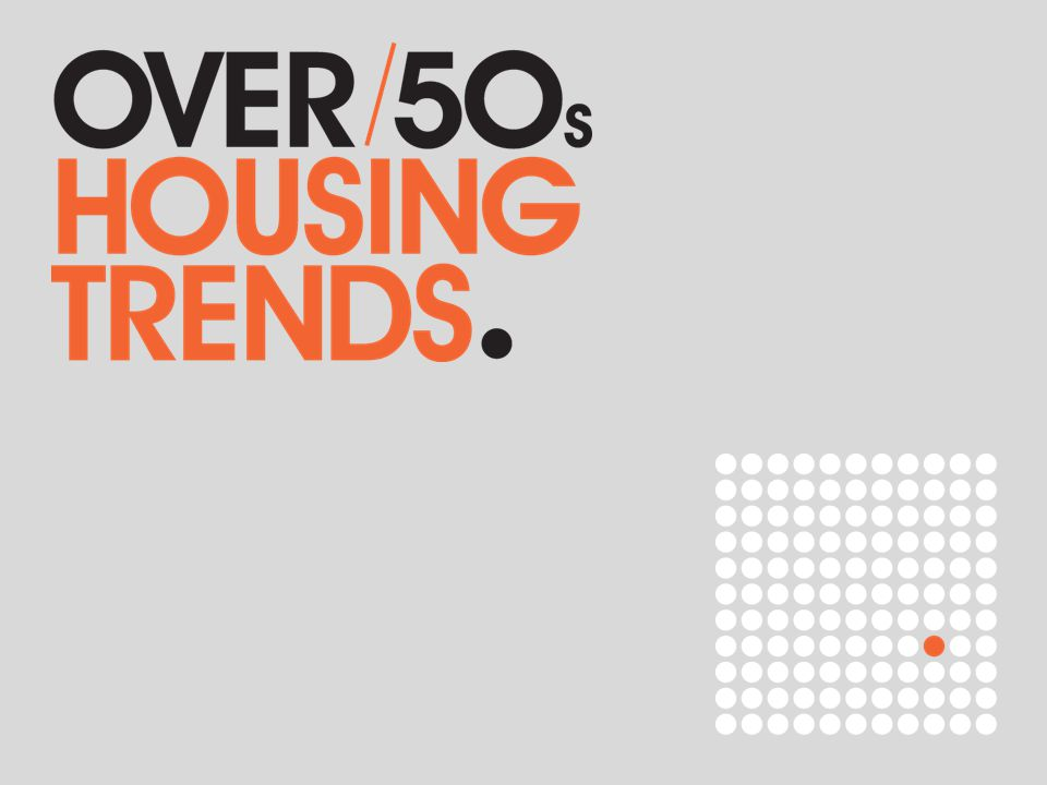 Over-50s Housing Trends is part of a continuous education course developed by a team of specialist editors, researchers and property experts around the world for developers, financiers, planners and industry managers.