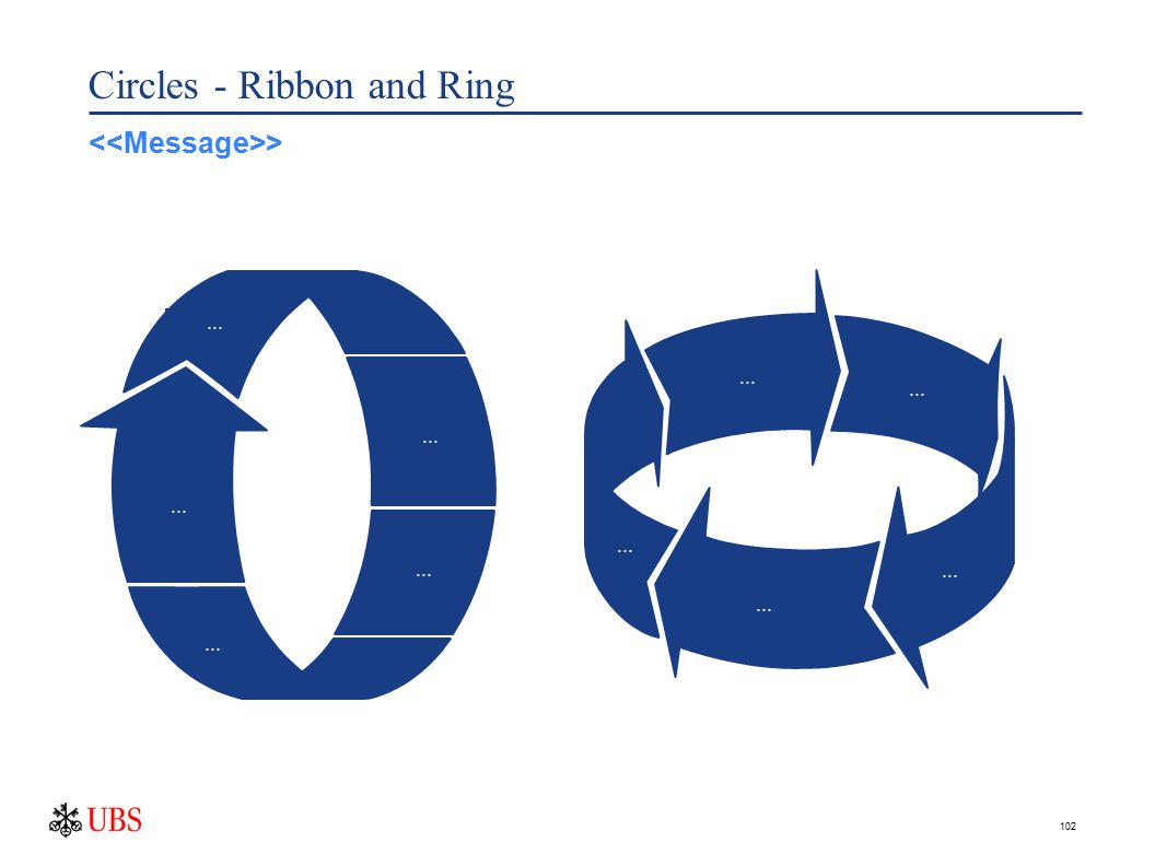 102... Circles - Ribbon and Ring... >