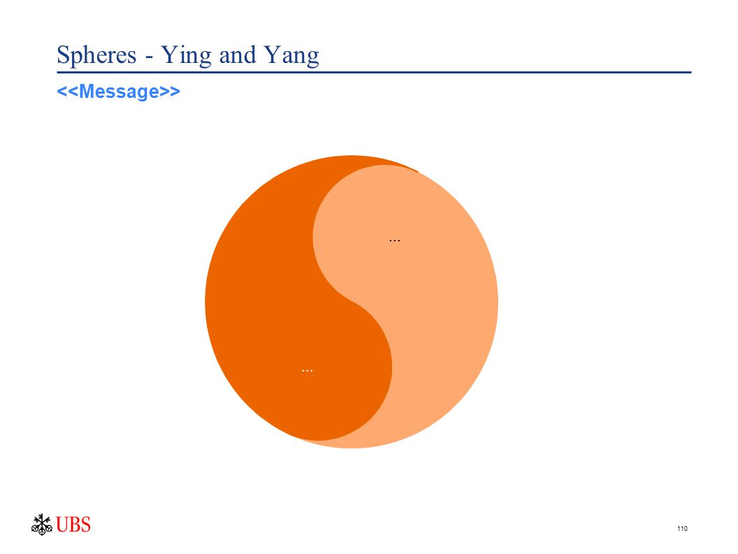 110 Spheres - Ying and Yang... >