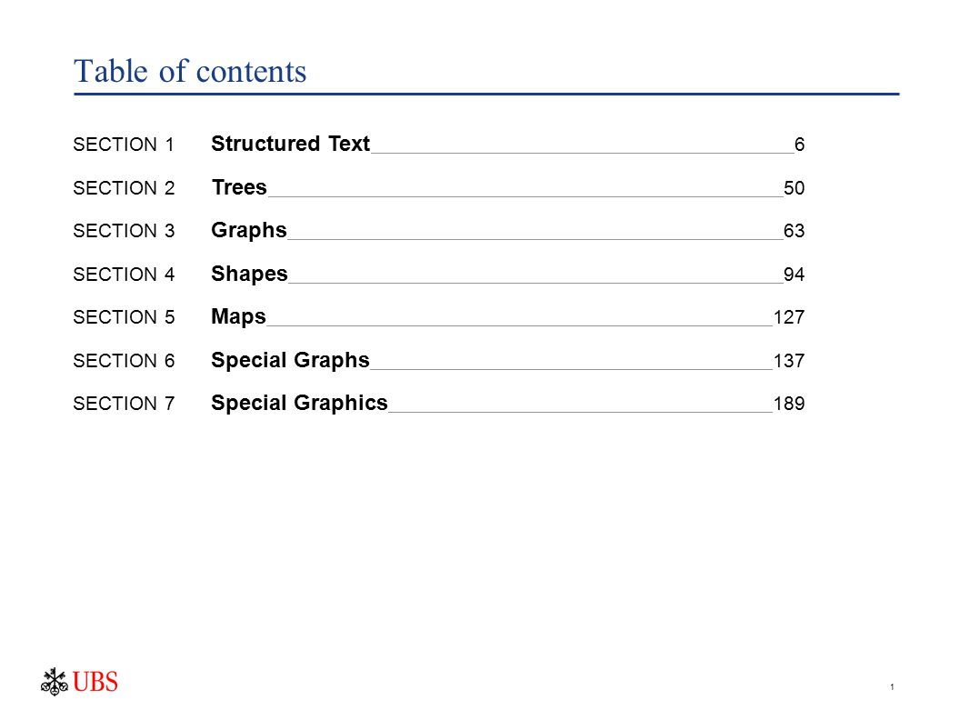 52 Logic Tree - One Level Plus Text....................