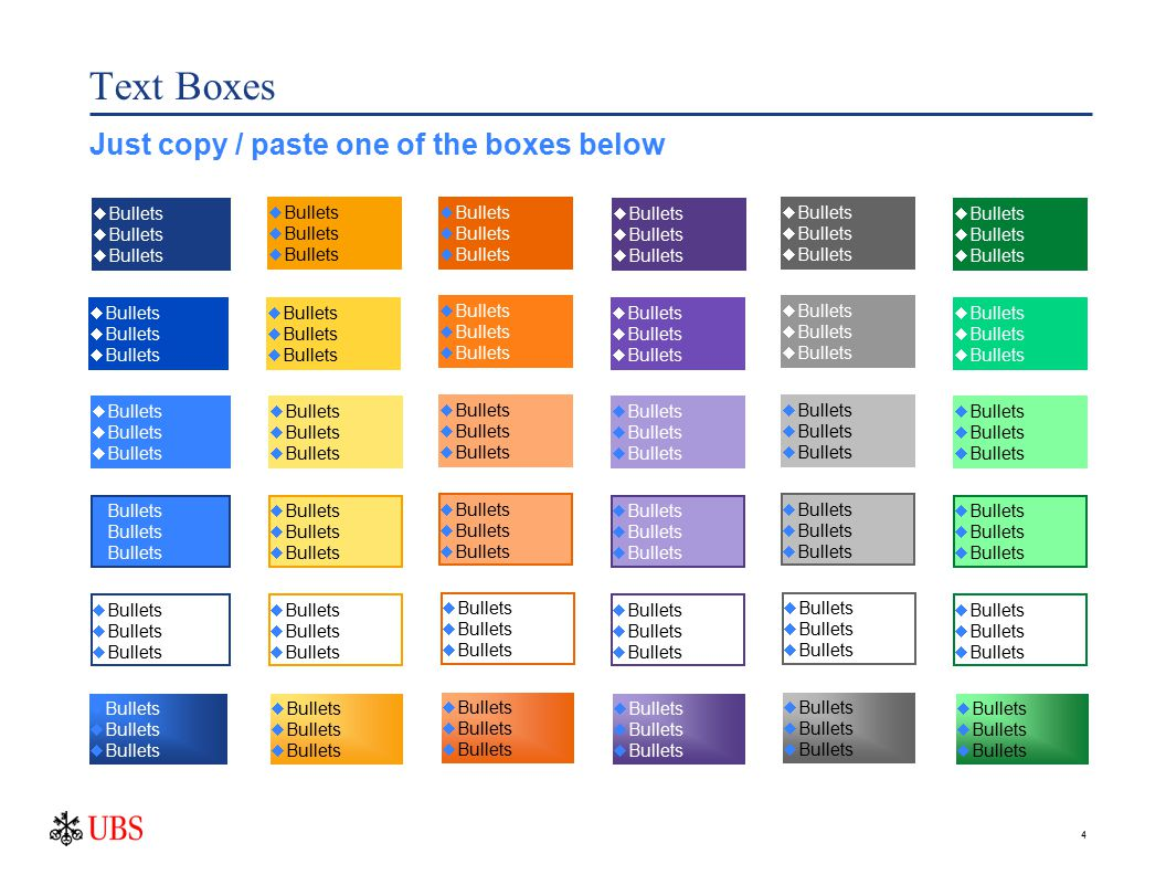 115 Boxes - Simple Matrices Title...Title... Title:...