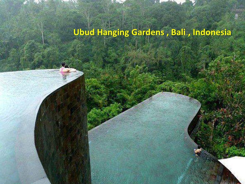 Ubud Hanging Gardens, Bali, Indonesia Ubud Hanging Gardens, Bali, Indonesia