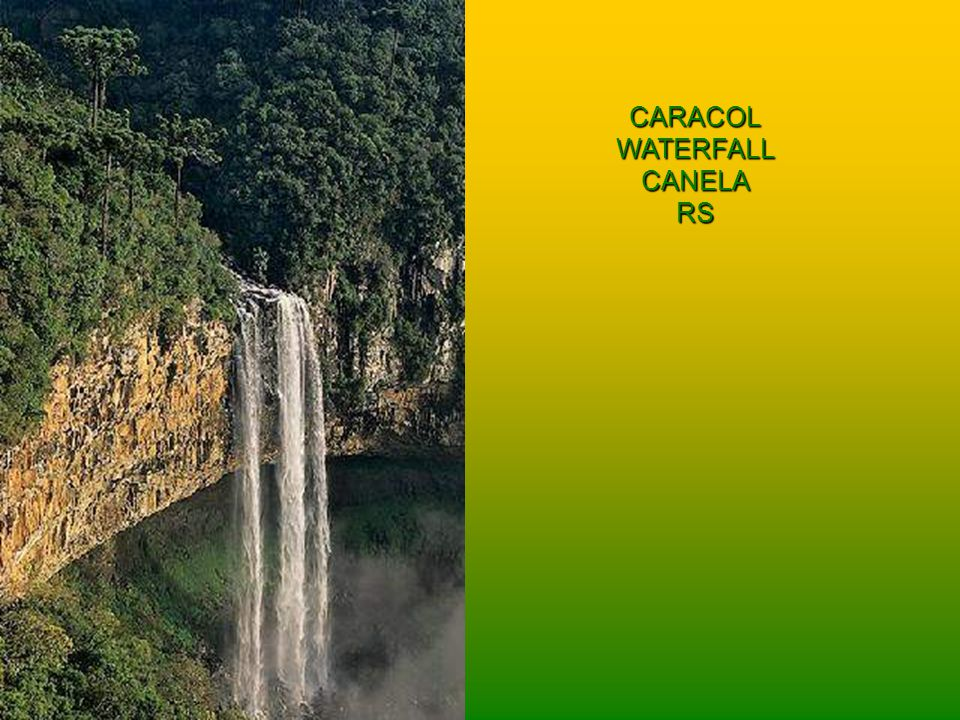 SANTA BARBARA WATERFALL - VIADEIROS PLATEAU - GO