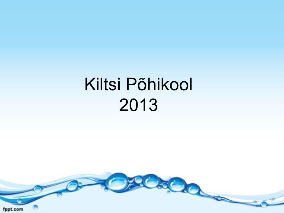 Kiltsi Põhikool 2013