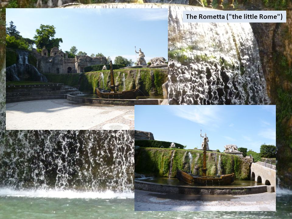The Rometta ( the little Rome )