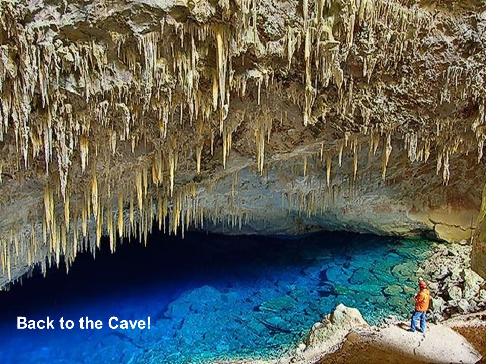 If you are stretched and squeezed by everyday life, then you might be in perfect shape to explore caves.