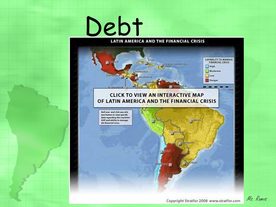 Debt Ms. Ramos