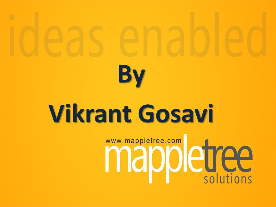 By Vikrant Gosavi