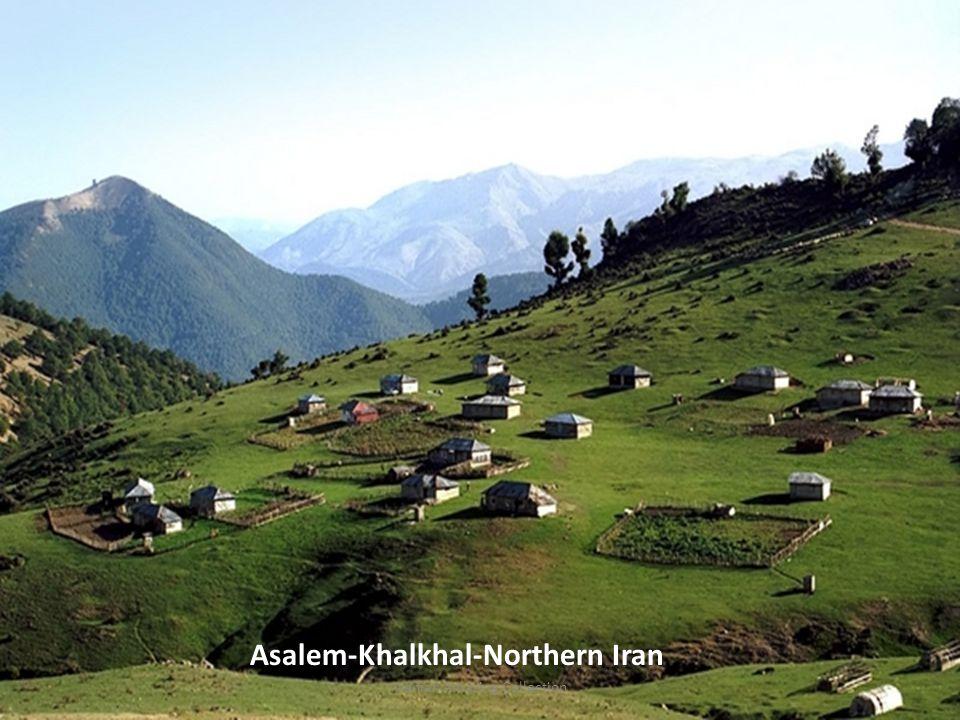 Asalem-Khalkhal-Northern Iran Iranian Amazing Collection