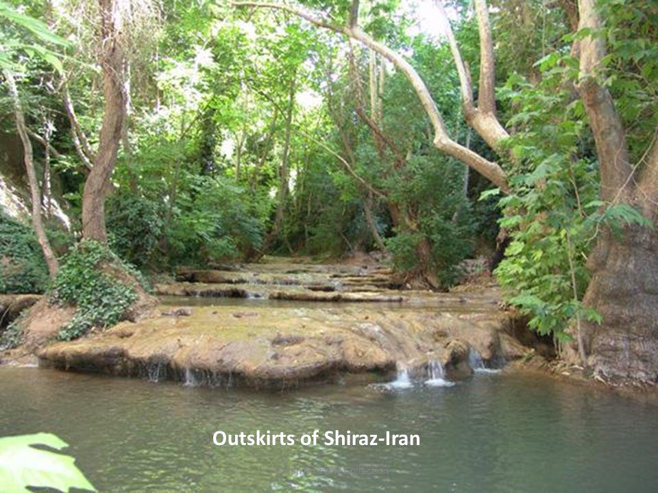 Outskirts of Shiraz-Iran Iranian Amazing Collection