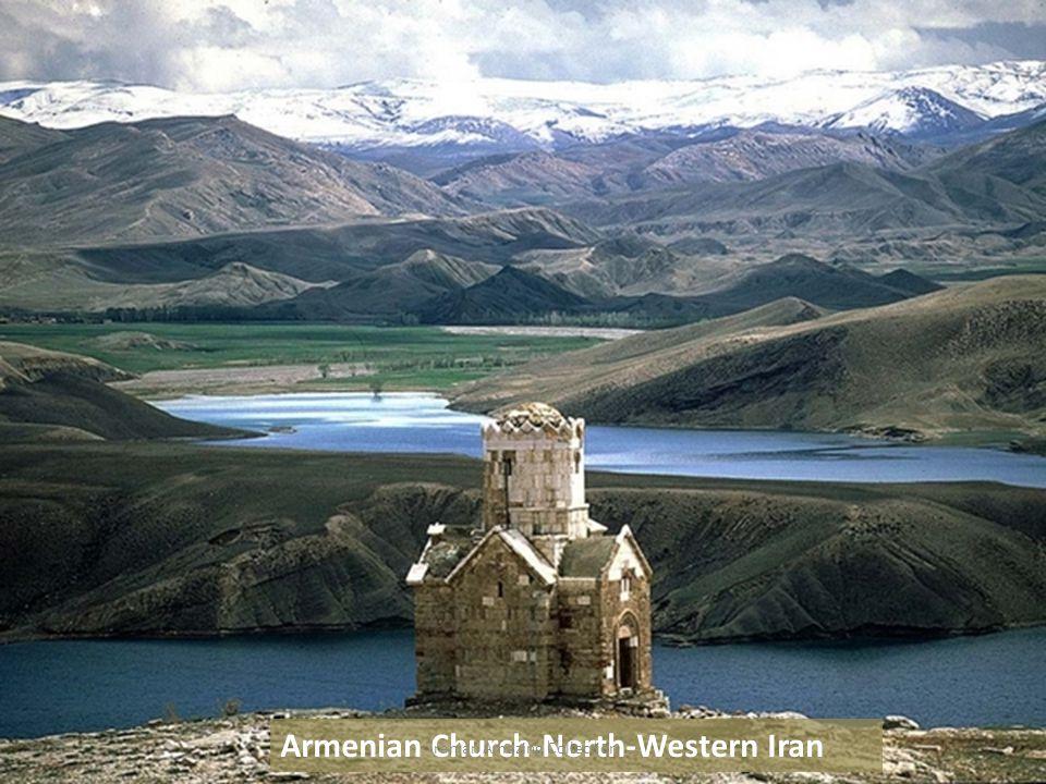 Armenian Church-North-Western Iran Iranian Amazing Collection