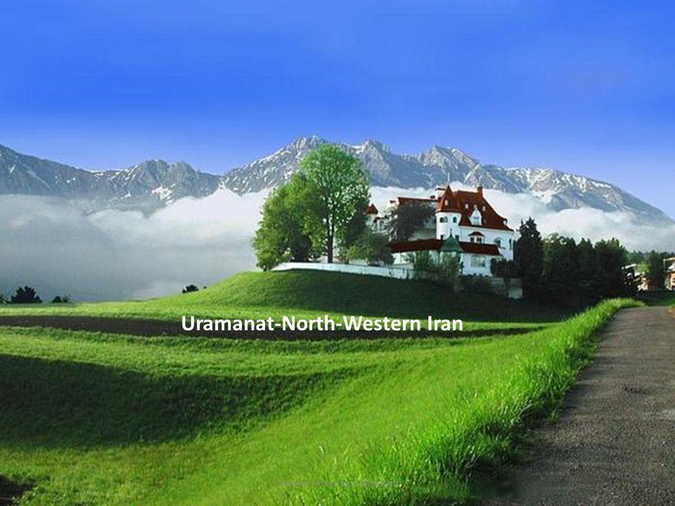 Uramanat-North-Western Iran