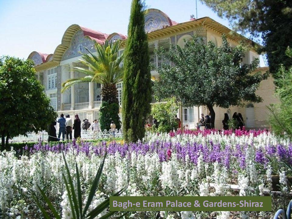 Bagh-e Eram Palace & Gardens-Shiraz Iranian Amazing Collection