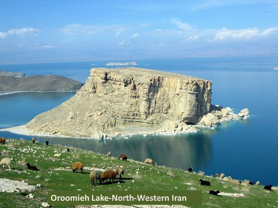 Oroomieh Lake-North-Western Iran Iranian Amazing Collection