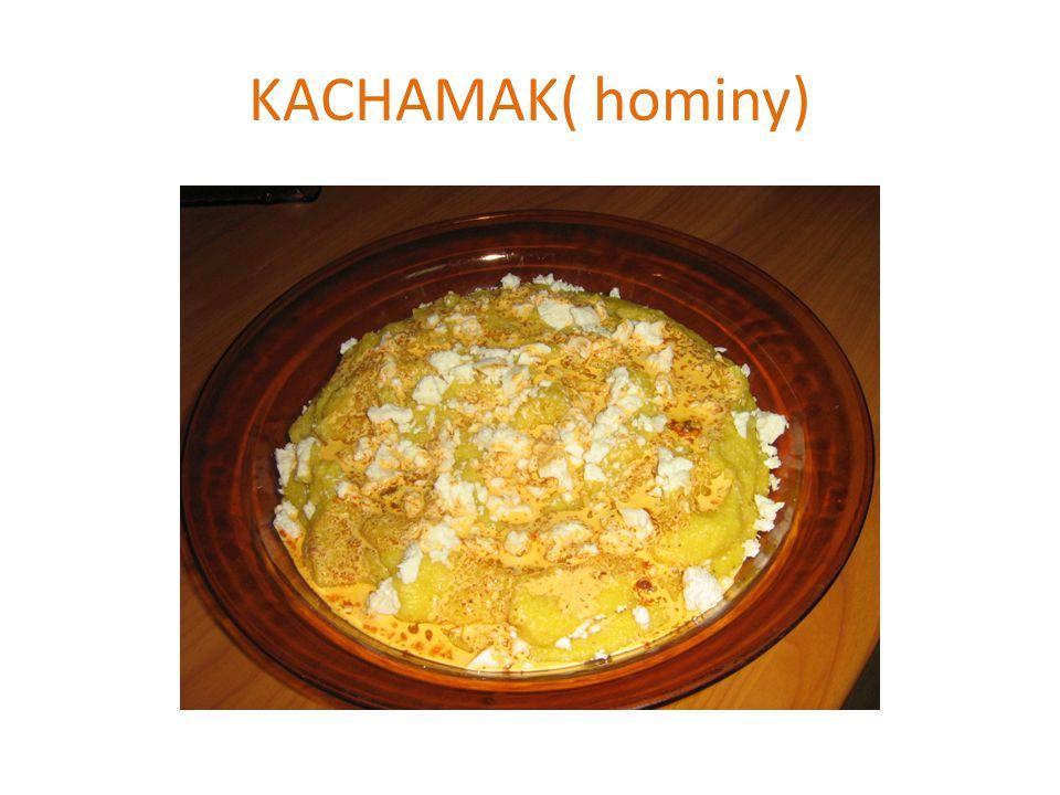 KACHAMAK( hominy)