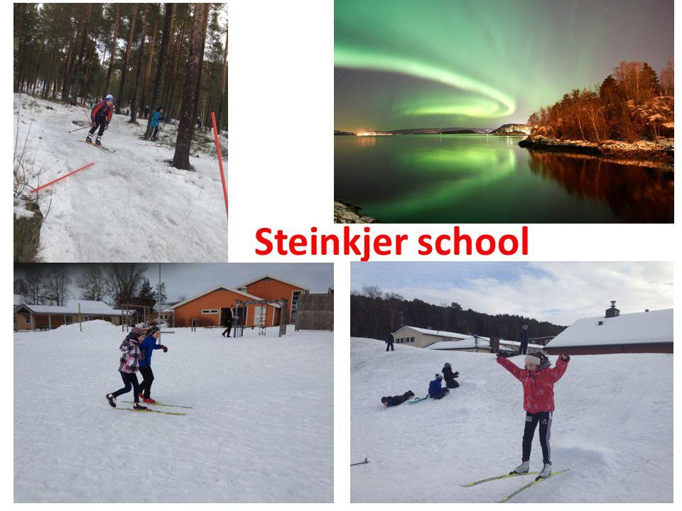 Steinkjer school