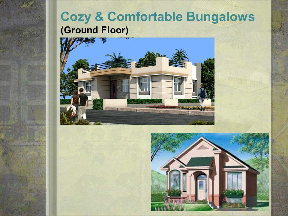 Choose... Luxury Villas (G+1 Structure)
