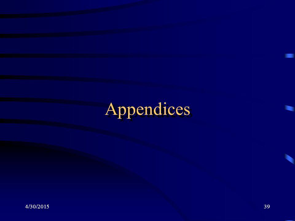 4/30/201539 Appendices