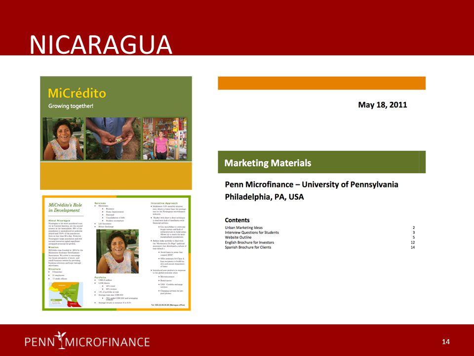 NICARAGUA 14