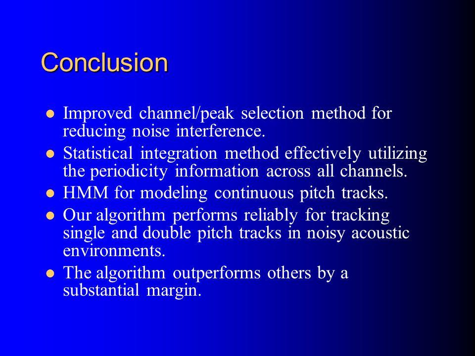 A CASA Application Demo Original mixture Segregated male utterance using a correlogram- based pitch tracker (Wang & Brown'99) Segregated utterance usi