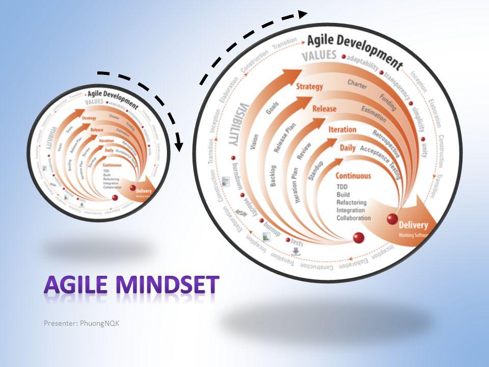 What makes a good agilist.