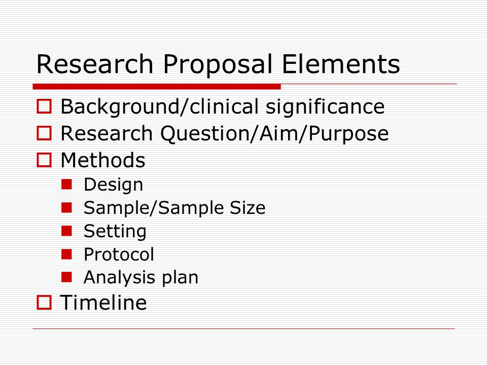 How To Write A Research Proposal Detroit Medical Center Nursing
