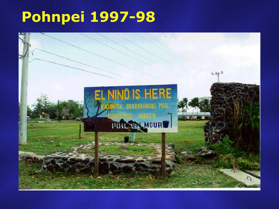 Pohnpei 1997-98