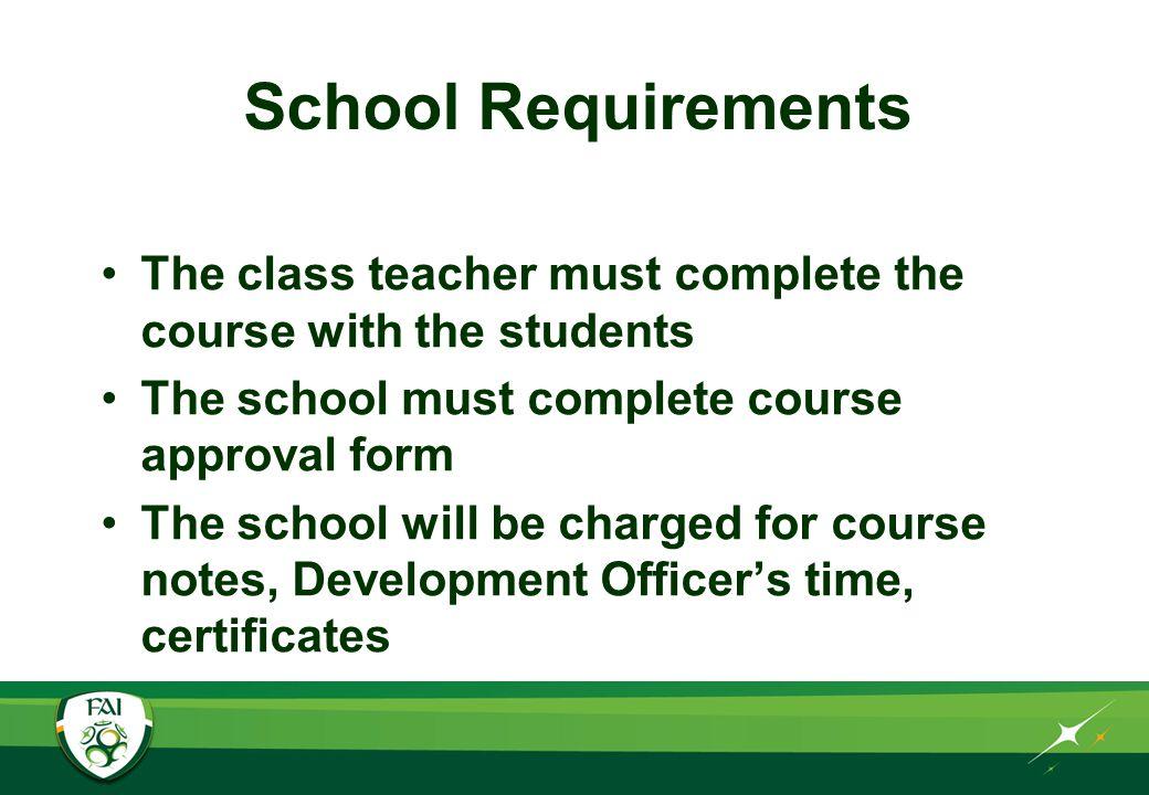 Further Details Gerard Dunne FAI 01-7037543 / 087-2073815 email: gdunne@fai.ie Local FAI Development Officer